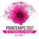 Printemps 2017 de la Province de Hainaut